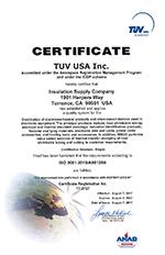 ISO 9001:2015/AS9120B